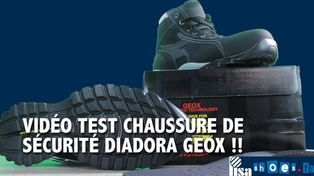 Chaussure Diadora Sécurité De Respirante Geox Homme vN8nmw0