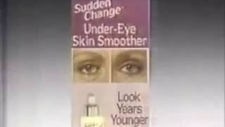 Sudden Change Under Eye Commercial With Dermatologist Dr. Charles Baraf (1998)