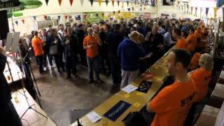 preview picture of video 'Hook Beer Festival Friday 2015'