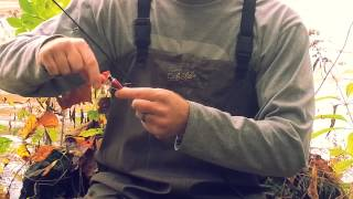 Attaching a Float to your fishing line