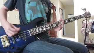 Chevelle - Hunter Eats Hunter Bass Cover