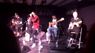 Young Guns - Speaking in Tongues Live at HMV 2015