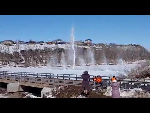 Подготовка к пропуску паводковых вод