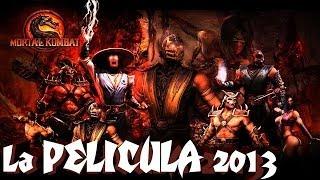 Mortal Kombat 2013 La Pelicula Full En Español  720p HD