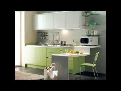 1 room kitchen interior design