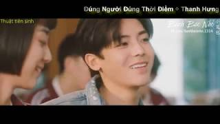 Đúng Người Đúng Thời Điểm - Thanh Hưng - Video Lyrics - TTS