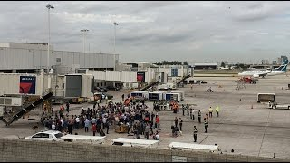 Multiple fatalities at Ft. Lauderdale-Hollywood international Airport