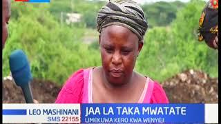 Jaa la Taka Mwatate litaondolewa na Serikali ya Kaunti, limekuwa kero kwa wenyeji