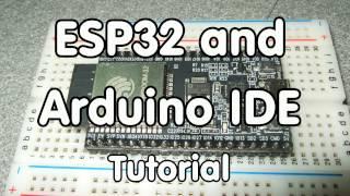 #103 ESP32 Tutorial / Arduino IDE  / Tests / Comparison with ESP8266