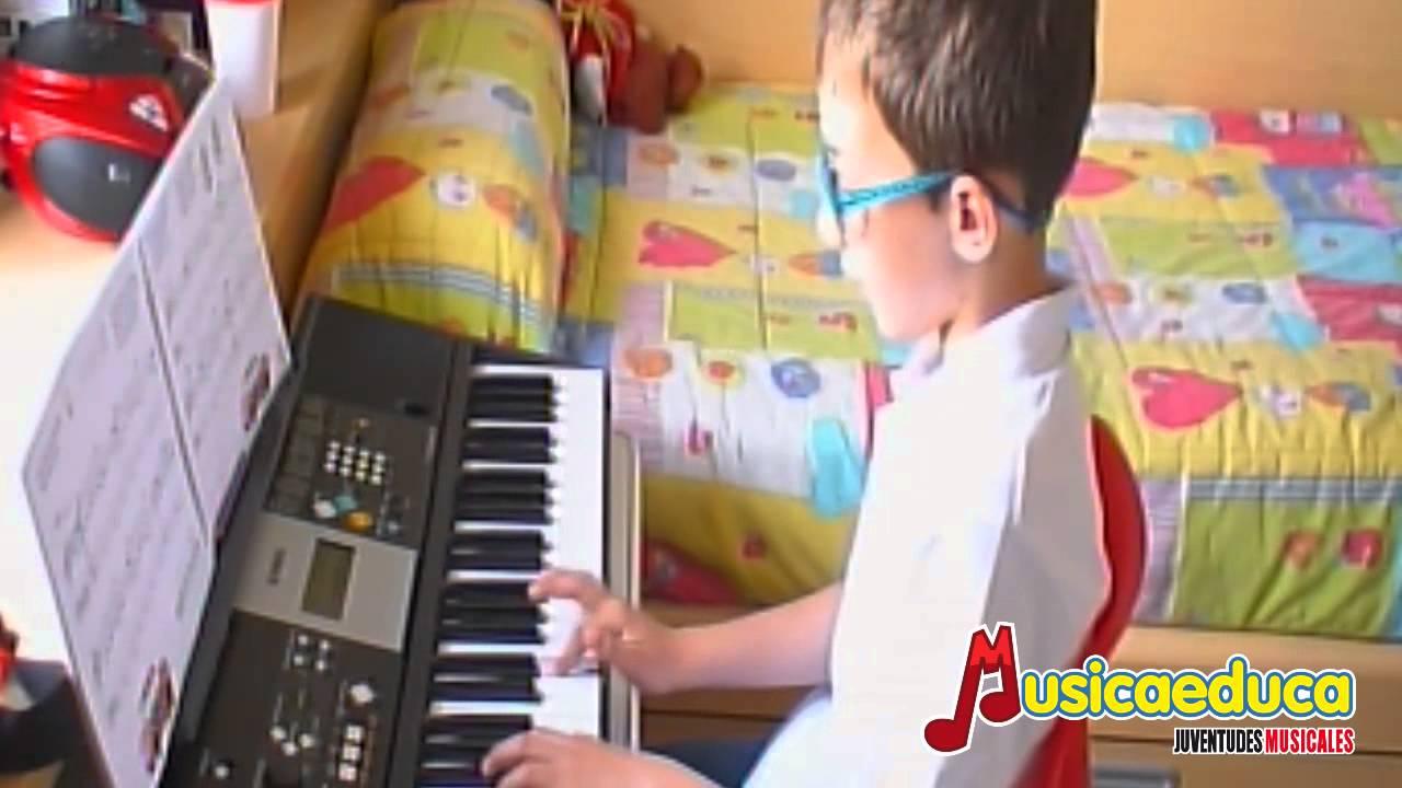 Mi coche tiene todo eso - Mi Teclado 4 - Musicaeduca Juventudes Musicales de Alcalá