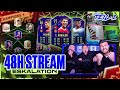 48 Stunden Stream ESKALATION #1 🔥 OTW PACK OPENING + 1. Weekend League 😱 FIFA 22 LIVE 🔴