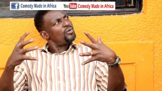 Tell me who is the boss- African Comedy
