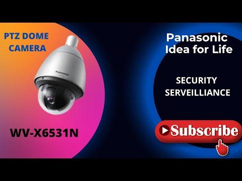 Panasonic CCTV WV-X6531N