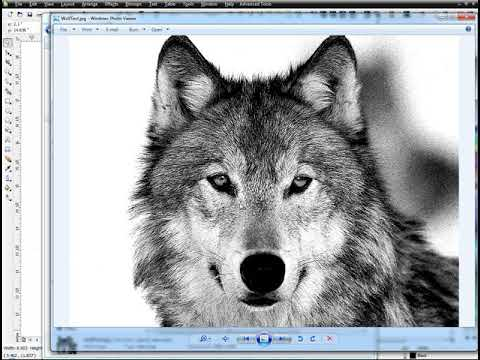 Download Prepare Image To Laser Engraving With Photoshop China Laser