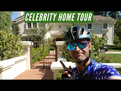 Hollywood Celebrity Home Tour by Bike