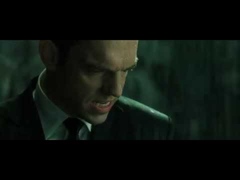 The Matrix Revolution. Choice.