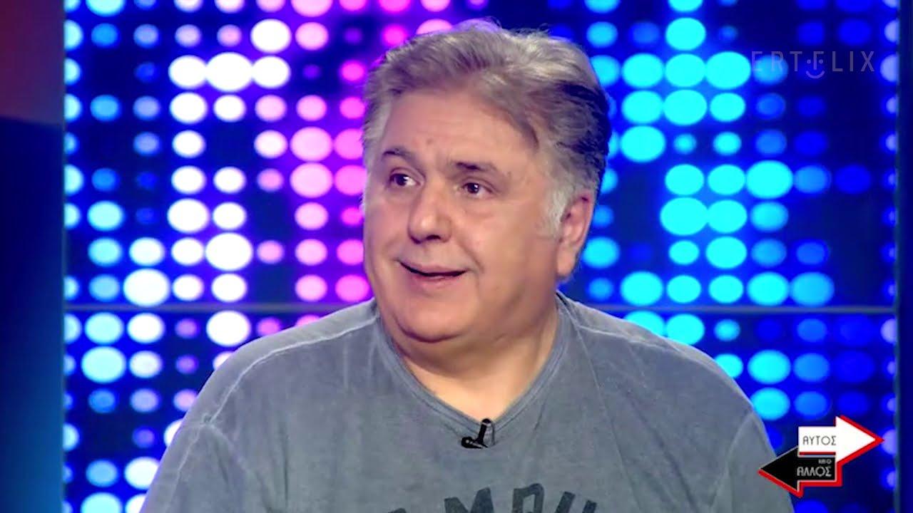 Μιχαηλίδης: Παίζω κυρίως δραματικούς ρόλους, θα ξαναέκανα TV   16/07/2020   ΕΡΤ