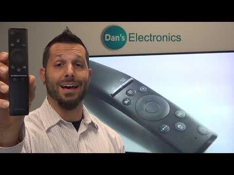 SAMSUNG BN5901292A TV Remote Control