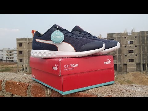 puma soft foam shoes for men