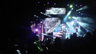 Bassnectar's Remix of 'One Thing' by Psymbionic live @ Red Rocks 2015