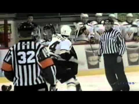 Jack Nevins vs. Raphael Corriveau