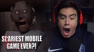 THIS GRANDMA SENT CHILLS DOWN MY SPINE | Granny (Scary Mobile Game)