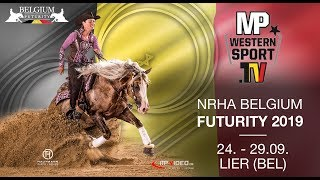 2019 NRHA BE Futurity LIVE STREAM