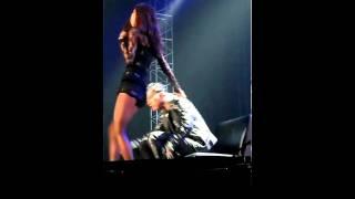 [FANCAM] 100801 2PM 1st Concert Tired of Waiting - Taec