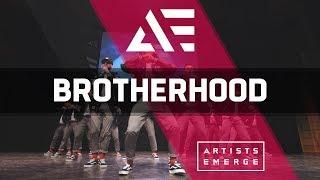 BROTHERHOOD    Showcase     Artists Emerge 2018