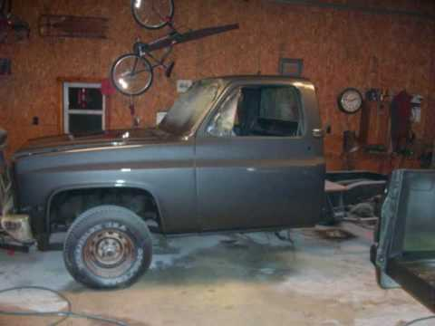 1985 Chevy K10 Restoration Project Mp3