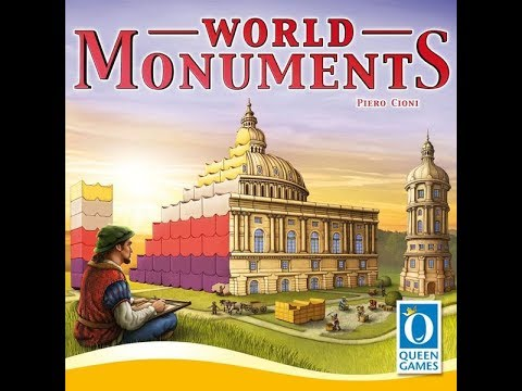 The Purge: # 1981 World Monuments: Building abstract monuments by drafting the necessary components