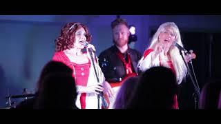Abbalicious Abba Tribute performing 'Mama Mia' Live.