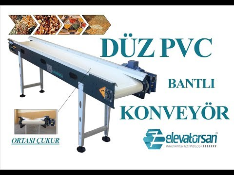 STANDART PVC BELT CONVEYOR