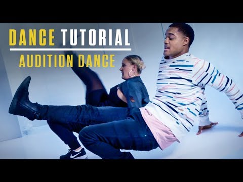 Step Up: High Water   Dance Tutorial   Audition Dance
