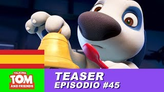 ESTE JUEVES en Talking Tom and Friends (Teaser del Episodio 45)