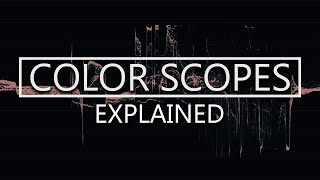 How To Read Color Scopes (It's EASIER Than You Think!)