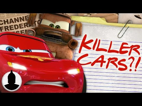 Cars Destroy HUMANS In The Future?! Pixar Cars 3 Cartoon Conspiracy - Cartoon Conspiracy (Ep. 152)