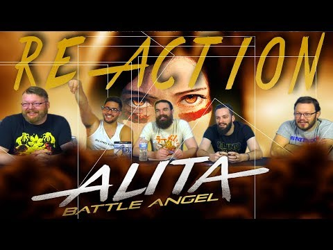 Alita: Battle Angel (2019) MOVIE REACTION!!
