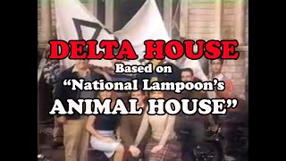 Delta House - Episode 1 - The Legacy (Animal House Spin-off/Sequel)