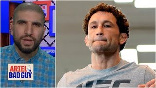 Ariel Helwani: Frankie Edgar vs. Korean Zombie doesn't make sense | Ariel & the Bad Guy