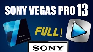 DESCARGAR SONY VEGAS PRO 13 FULL   EL MEJOR EDITOR DE VIDEO PROFESIONAL !   Hi Tech