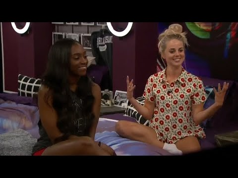 Da'Vonne Says It All With Her Face – Big Brother Live Feed Highlight