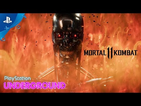 Terminator Gameplay Walkthrough with NetherRealm's Ed Boon