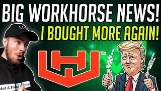 Workhorse Stock News! - Ark Invest, HVIP - Rivian Sued By Tesla?!