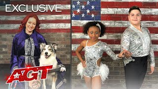 Jennifer & Daiquiri and Simon & Maria Recap Their Magical AGT Auditions - America's Got Talent 2020 thumbnail