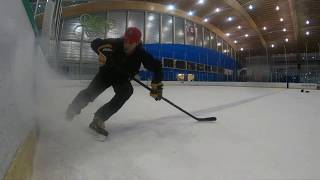 How to Hockey Stop Progression footage