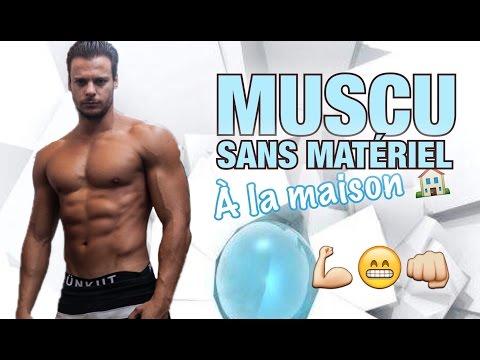 Le coin sur brousyakh les muscles