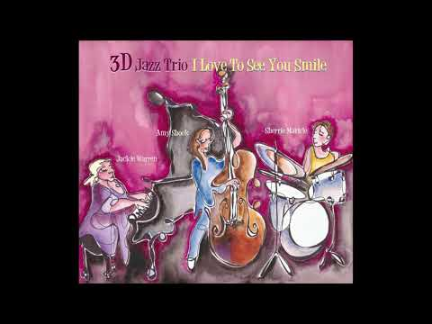 3D Jazz Trio - Back At The Chicken Shack online metal music video by 3D JAZZ TRIO