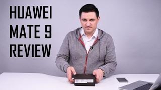 UNBOXING & REVIEW - Huawei Mate 9 - Sunt impresionat. Din nou. (www.buhnici.ro)