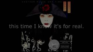 """Donna Summer - This Time I Know It's for Real (LP Version) LYRICS SHM """"Another Place and Time"""""""